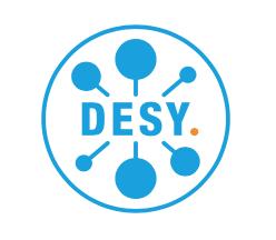 DESY Logo Deutsches Elektronen-Synchrotron - Ein Forschungszentrum der Helmholtz-Gemeinschaft